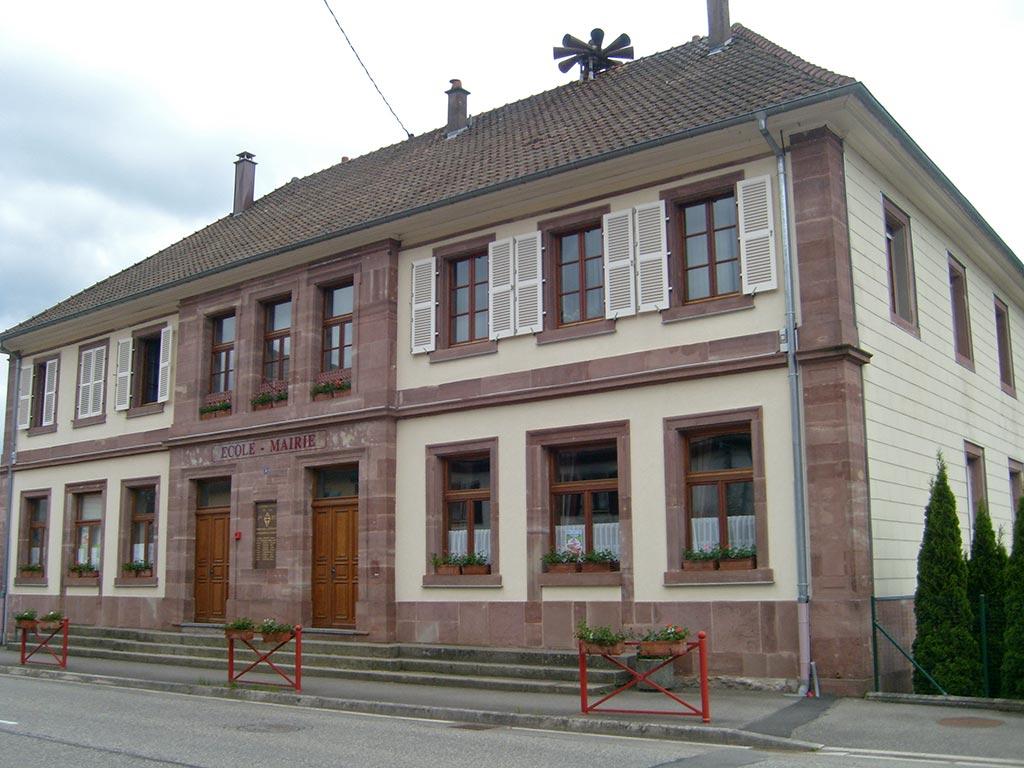 mairie ecole Dolleren
